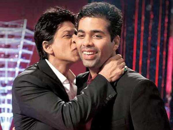 Shah Rukh Khan and Karan Johar get emotional and funny celebrating 15 Years Kabhi Khushi Kabhi Ghum on Twitter