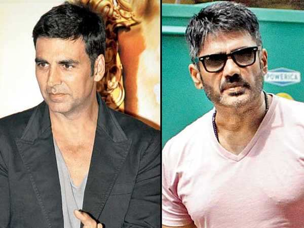 Akshay Kumar and Suniel Shetty to reunite in Hera Pheri 3