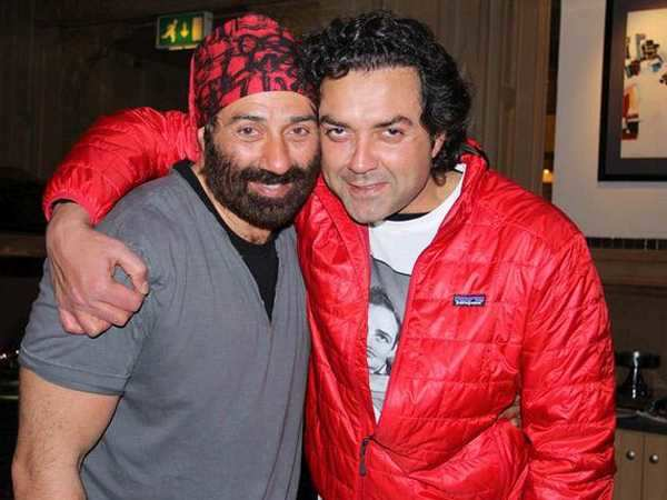 Sunny Deol and Bobby Deol to team up again for Poster Boys