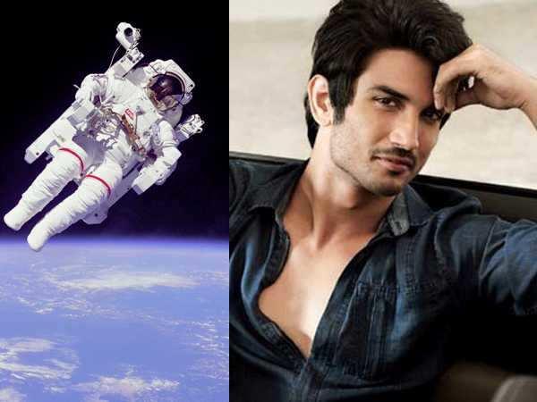 Sushant Singh Rajput to play an astronaut