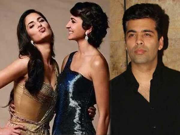 Katrina Kaif and Anushka Sharma to appear together on Karan Johar's Koffee With Karan