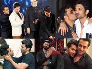 Filmfare Flashback 2016: Bromance in B-town