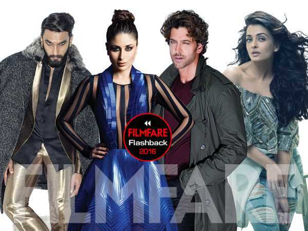 Filmfare Flashback 2016: Newsmakers of the year!