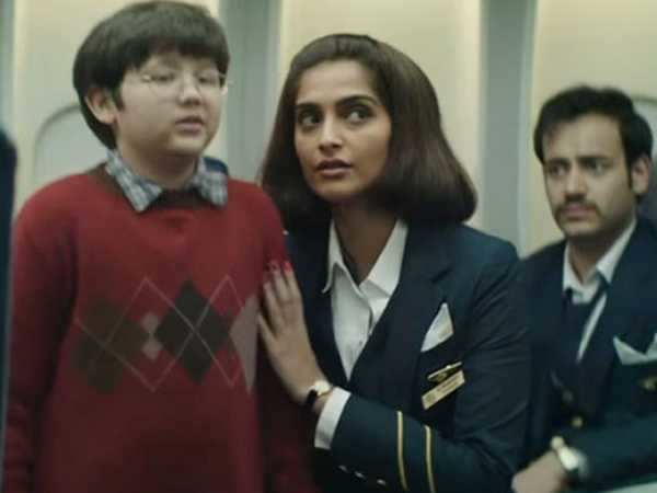 Neerja soars at the box-office
