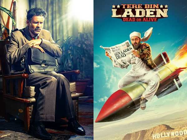 Aligarh and Tere Bin Laden: Dead or Alive start slow