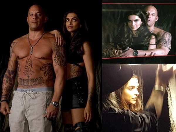 Deepika Padukone starts shooting XXX with Vin Diesel