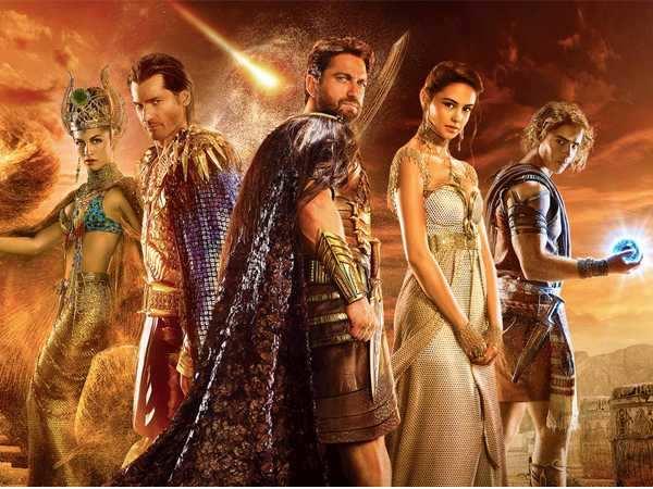 Movie Review: Gods Of Egypt