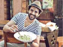 Kartik Aaryan reveals his food secrets