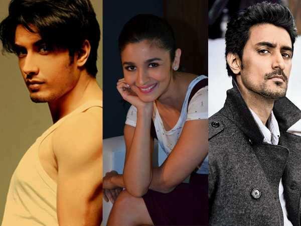 Ali Zafar and Kunal Kapoor to romance Alia Bhatt