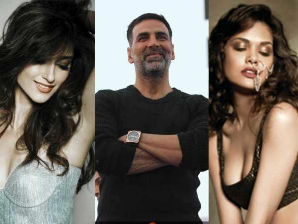 Akshay Kumar to romance Ileana D'Cruz and Esha Gupta