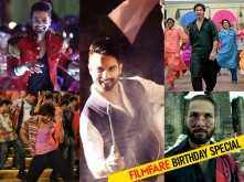 Shahid Kapoor's top 12 Dance Numbers