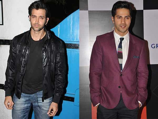 Hrithik Roshan and Varun Dhawan to judge a dance reality show