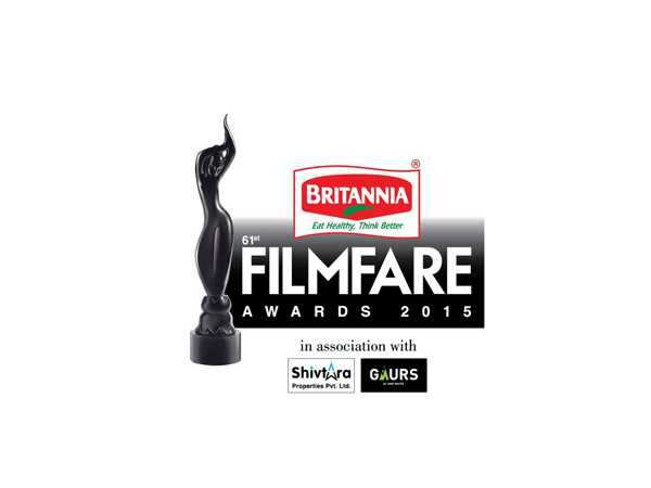 Nominations for the 61st Britannia Filmfare Awards