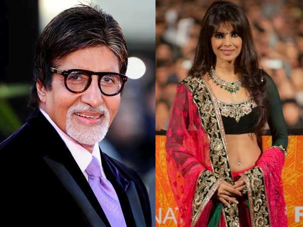 Amitabh Bachchan or Priyanka Chopra to be India's brand ambassadors?