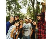Salman Khan parties with Bigg Boss contestants