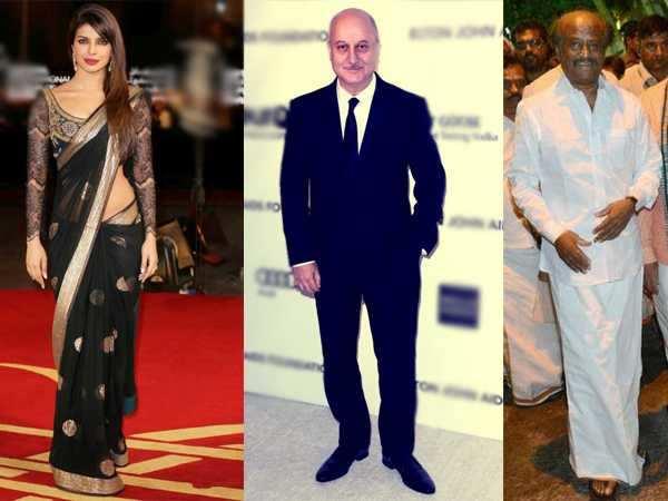 Priyanka Chopra, Anupam Kher, Rajinikanth win Padma Awards