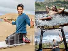 Sidharth Malhotra's adventurous trip to New Zealand