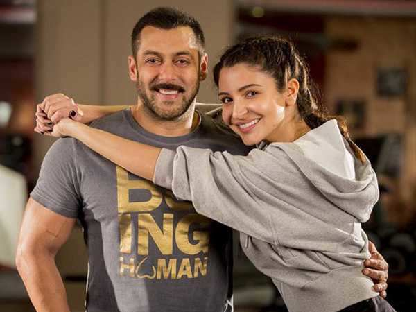Anushka Sharma is Salman's Sultan lady