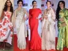 Fashion report of the 61st Britannia Filmfare Awards