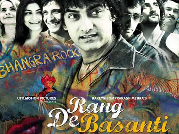 Then and now: Rang De Basanti