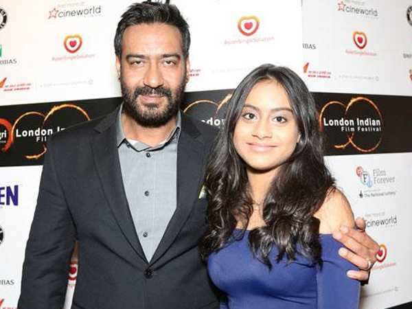 Sassy Nysa Devgn takes over daddy Ajay Devgn's social media