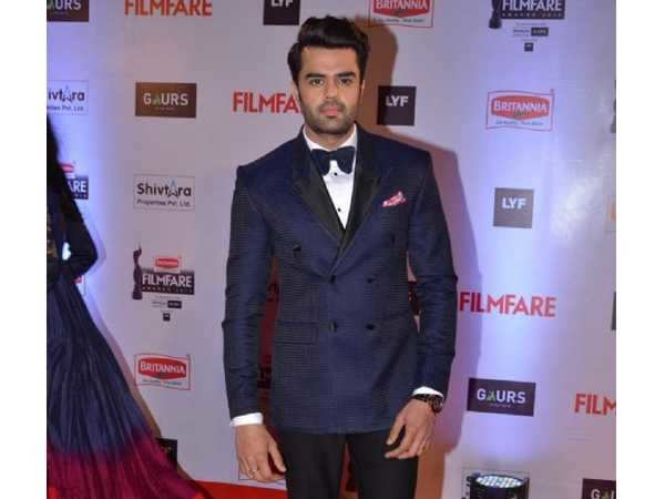 Manish Paul hospitalised!