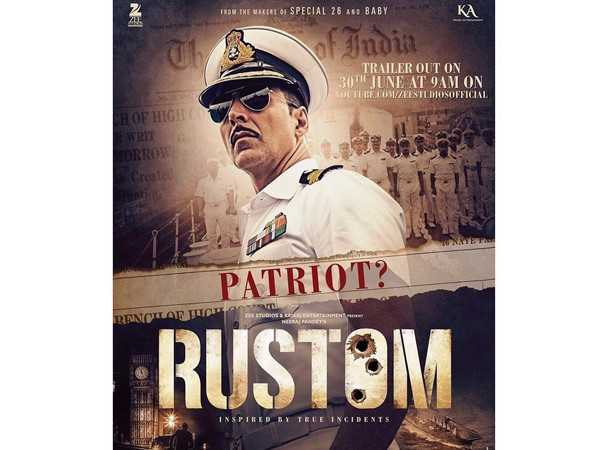 Music Review: Rustom