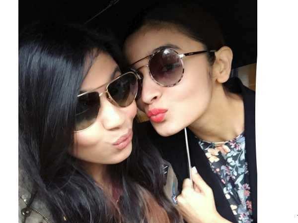 Alia Bhatt's sister bonding in London