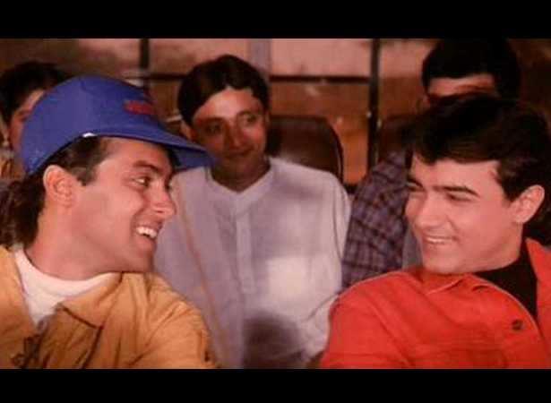 Salman Khan,  Aamir Khan