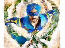 Tiger Shroff transforms into a Flying Jatt