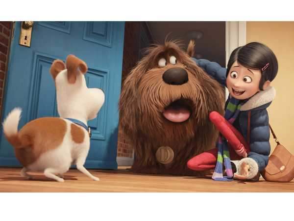 Movie Review: The Secret Life Of Pets