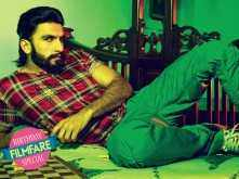 Ranveer Singh takes us on a tour through his childhood