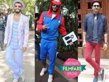 Ranveer Singh's A to Z style file