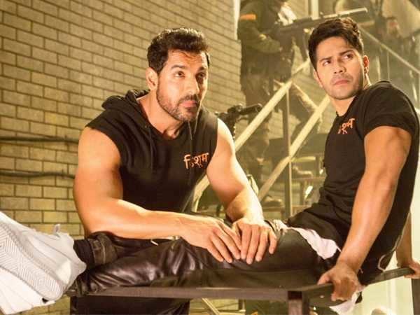 Movie Review Dishoom Filmfare Com