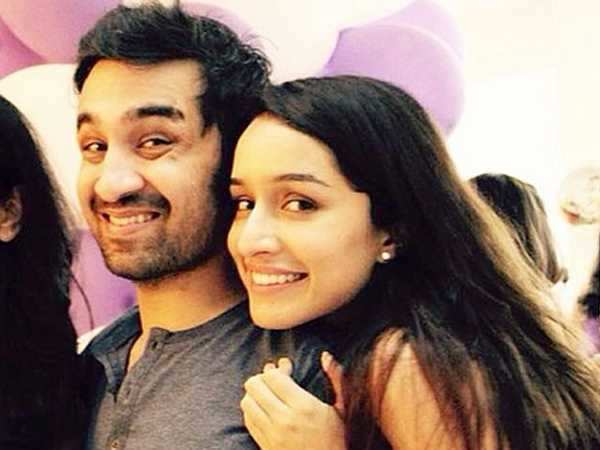 Shraddha Kapoor has the most adorable throwback moment for brother, Siddhant Kapoor
