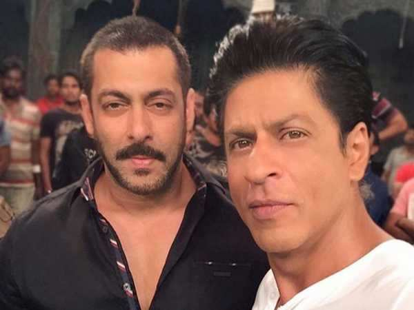 Shah Rukh Khan on Salman Khan's 'raped woman' comment