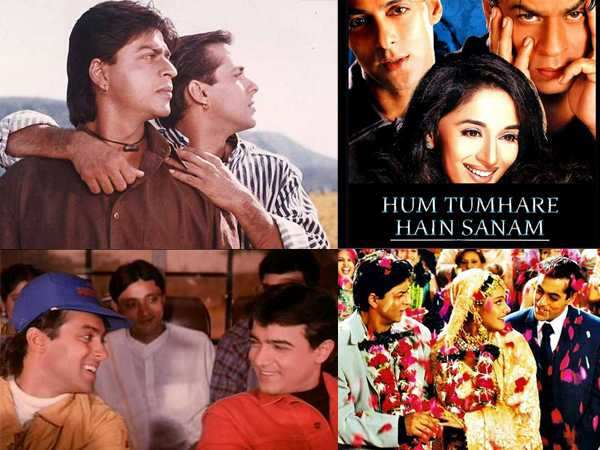 7 films where Khans worked together