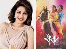 Madhuri Dixit keen to watch Sairat