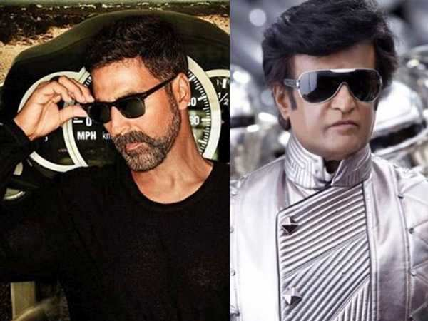 Akshay Kumar charged more than Rajinikanth for 2.0?