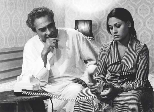Amitabh Bachchan talks about  Ashok Kumar