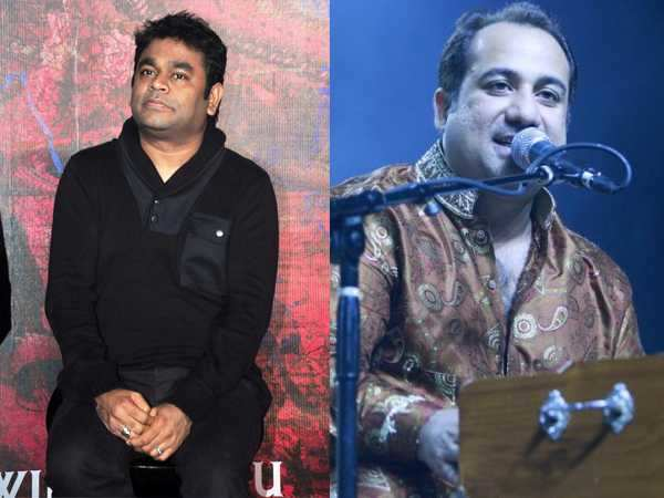AR Rahman wants to work with Rahat Fateh Ali Khan