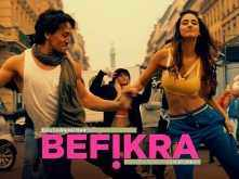 Tiger Shroff and Disha Patani sizzle in Befikra