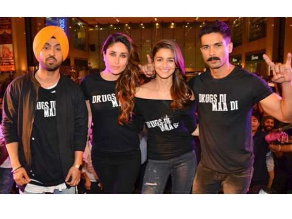 Udta Punjab takes a flying start at the box-office