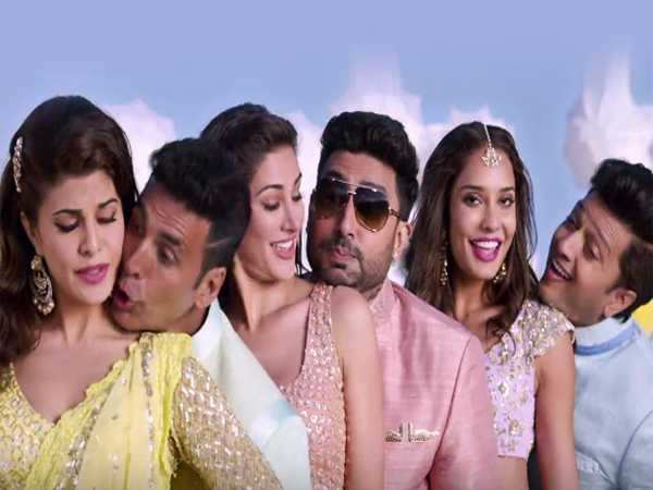 Housefull 3 packs a punch at the box-office