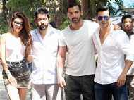 Check out the behind-the-scenes action from Dishoom