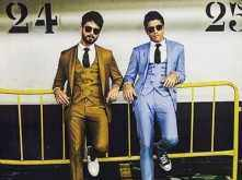 Shahid Kapoor and Farhan Akhtar get twinning!