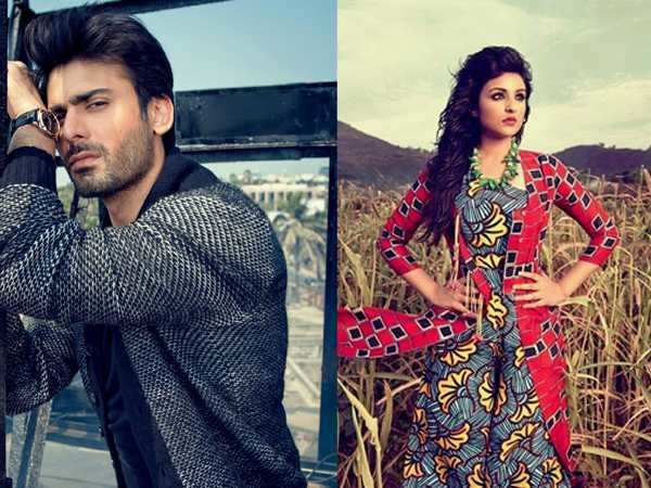 Fawad Khan and Parineeti Chopra in Sahir Ludhianvi 's biopic?