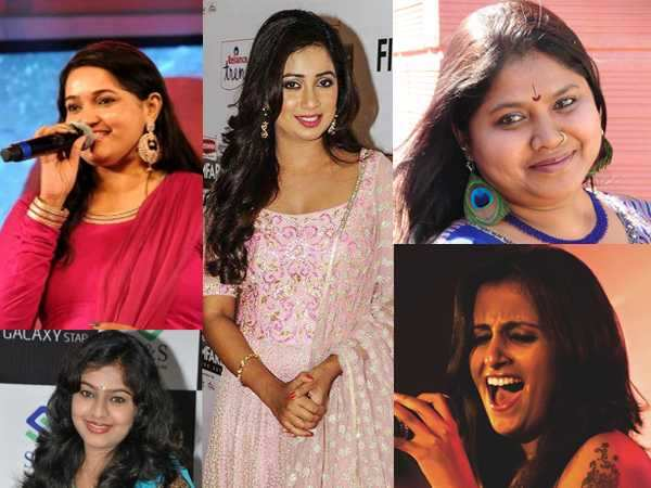 Who will take home the trophy for Best Playback Singer (Female) - Kannada?