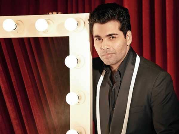"""I cried when I was leaving the old Dharma office"" – Karan Johar"