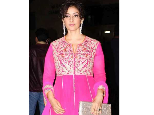 Manisha Koirala to play a mother in her next film